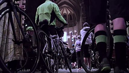 USA: Hundreds of cyclists receive blessings ahead of massive charity ride