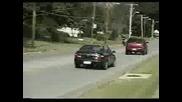Yamaha R1 И Suzuki Gsxr Stunt