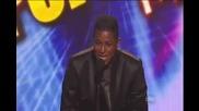 Майкъл Джаксън печели награда за Pop & Rock изпълнител на 2009