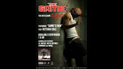 The Game -Dope Boys NEW Official Lax Track