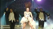 ( Страхотно Качество ) Miley Cyrus - Fly On The Wall Wonder World Tour 2009