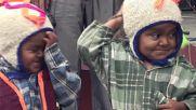 Перу: Запознайте се с най-малките братя в света - тийнейджъри с размери на бебета