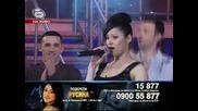 Music Idol 3 - Русина - Its In His Kiss - Последна песен за вечерта и... късмет за Русина