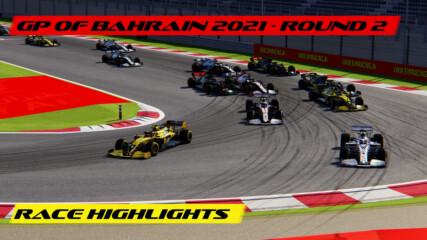 БгФ1 2021 ГП на Бахрейн - Най-интересното от състезанието