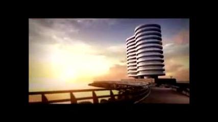 Въртяща се сграда - Архитектура