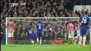 Челси 2:1 Стоук Сити 04.04.2015