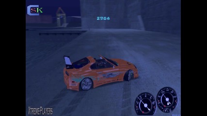 Multi Theft Auto - Supra Night Drive ( Kpuc )