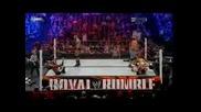 wwe royal rumble 2011 част 3