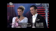 Бианка и Светослав - Куикстеп, фокстрот и джайв - Dancing Stars 2