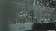 2013 Mustang powers Justin Pawlak to victory at Formula Drift Long Beach