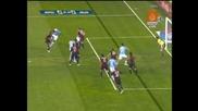 22.03 съдийска тесла за Наполи ! Редовен гол отменен при 0:0 с Милан