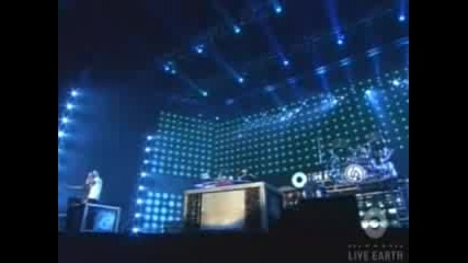 Live Earth Tokyo - Linkin Park - In The End