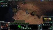 [game 1] Nada vs Thelittleone - Sc 2 Husky Commentary