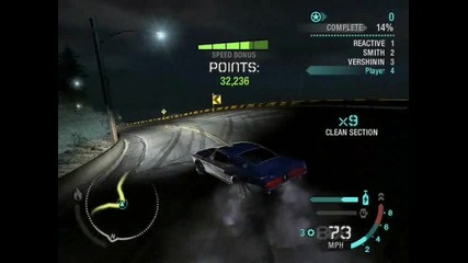 Nfs Carbon Drift 1.500.000 нерязан гледайте Ламери Хак Ли Съм !??!?