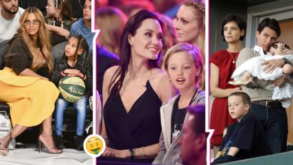Кои са най-разглезените деца на Холивуд? Ето какво купуват звездите на наследниците си