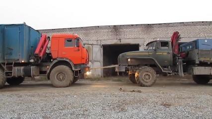 Невероятни руски машини Урал