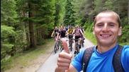 Трета част - Обиколка на Великата Родопа планина с колела - през язовир Доспат, Побит камък и др