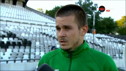 Стилиян Николов: Ще тренираме още по-здраво