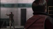 Resident Evil Damnation & Заразно зло Проклятие Brrip Bg Subs [high] Part5