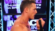 #impact365 Jessie Godderz after the Battle Royal