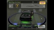 My Cars Need for Speed Underground 2 Dogle Audi Bugai Veyron и още много други
