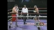 Най-големия нокаутьор в Бокса - David Tua