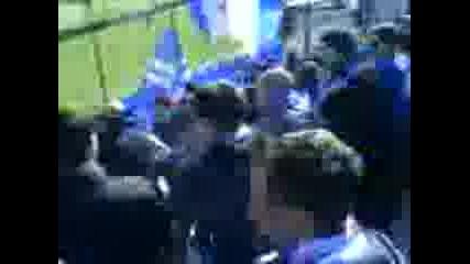 Cherno More - Levski 0:0 (04.04.2009)