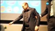 Берлускони пада на колене...но не пред жена - Господари на ефира (11.05.2015г.)
