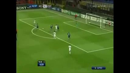 Gareth Bale Vs Inter