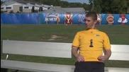 Изпълнение в футбола топка тип ангри бридс