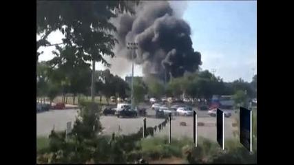 Поне 6 жертви и десетки ранени след взрив на автобус с израелски туристи в Бургас