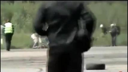 Инцидент при дрифт