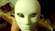 Korkutma Maskesi Uzayli Maskesi Goren Direk Cok Korkar Tipki Testere Filmi Gibi Cok Korkunc Ya 2016