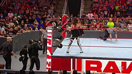 Kevin Owens vs. Seth Rollins: Raw, June 10, 2019 (Full Match)