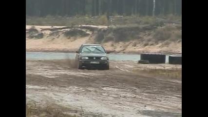 Golf 3 Rally