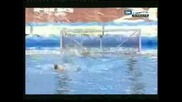 Water Polo Melbourne Bronce Spain - Serbia