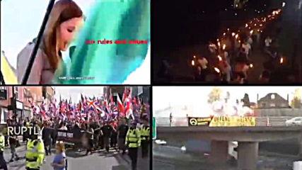 Ремикс на Седемте национални армии на Glitch Mob/ Kai Murros за европейски национализъм и гордост