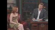 Alyson Hannigan - May 2003 Part2
