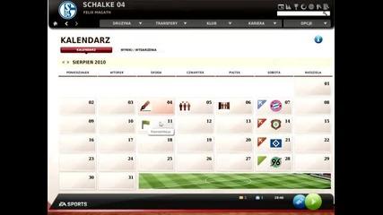 Fifa Manager 11 Shalke Part 1