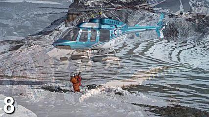 Топ 10 загадъчни неща намерени замразени в ледена Антарктида