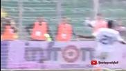 Ivaylo Chochev Second Goal - Palermo vs Genoa 2-0 (serie A 2015)
