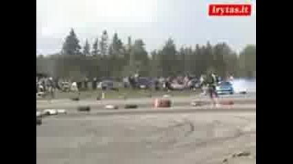 Drift Accident