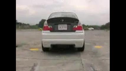 Bmw E46 / M3 Coupe - Така се кара Б М В !!!