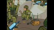 Джони Браво - В Армията
