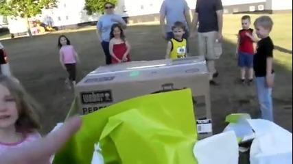 Тези деца получиха страхотна изненада!