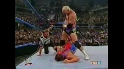 Wwe - Smackdown 03.05.01 - Kurt Angle Vs H