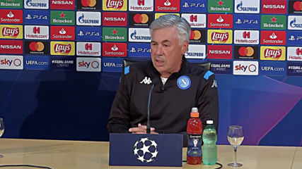 Italy: Enjoy Naples - Ancelotti downplays Liverpool FC warning to traveling fans