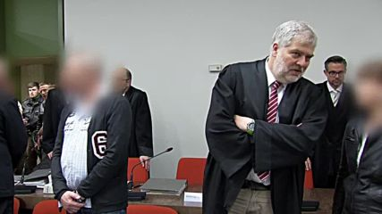 Germany: Neo-Nazis on trial for planning attacks on refugee homes