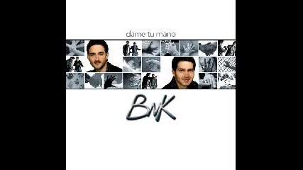 Bnk - Me basto tu mirada