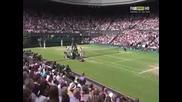 Wimbledon 2012 Andy Murray - David Ferrer